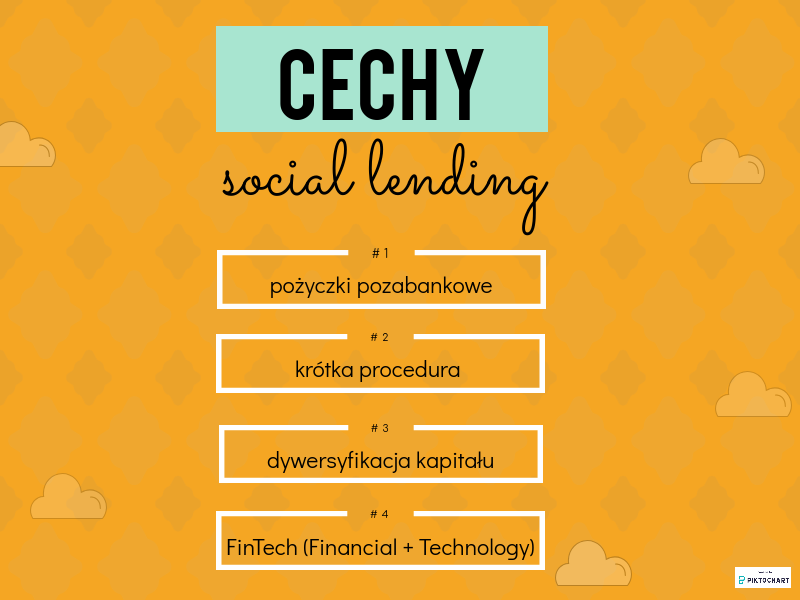 cechy social lending1 Social lending, pożyczki społecznościowe: czego nie wiecie o inwestowaniu?