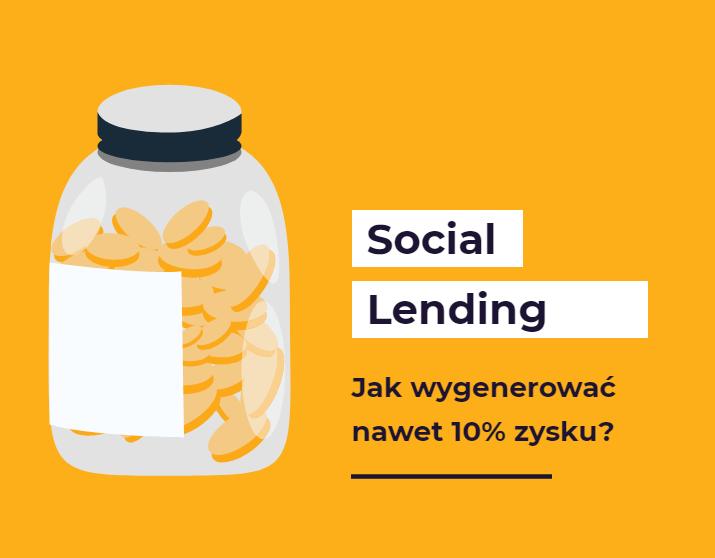 Social lending jak zarabiać