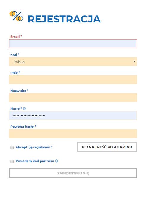 RFL rejestracja RFL.com.pl: inwestycje krok po kroku