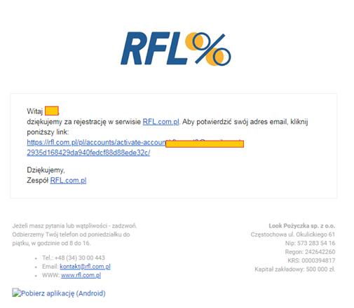 atywacja RFL.com.pl: inwestycje krok po kroku